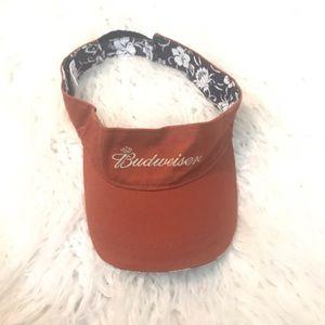 Budweiser visor